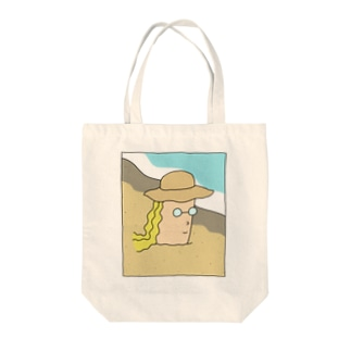 夏が来てる Tote bags