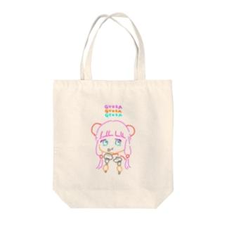 餃子娘 Tote bags