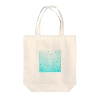 Aquablue Tote bags