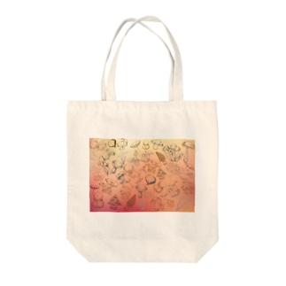 キノコ!キノコ!キノコ‼︎ Tote bags