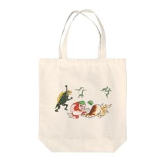 金魚づくし現代版 YAKYU Tote Bag