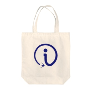 interact i_BLUE Tote bags