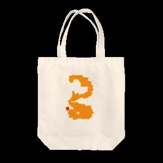 オレンジノナニカナ トートバッグ
