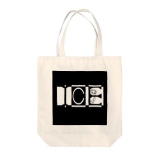 Ice Official Goods Tote bags