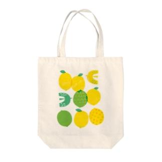 レモンと鳥 Tote Bag