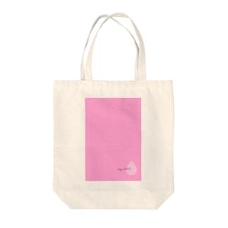 Aqua ART(しずく) Tote bags