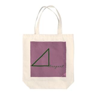 タンゼント Tote bags
