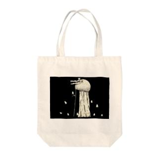 魂の王 Tote bags