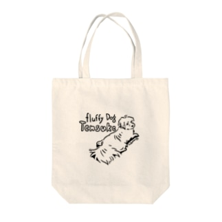(保護犬支援)FlushDog Tote bags