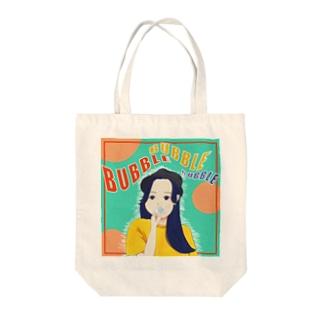 バブル・バブル・バブル Tote bags
