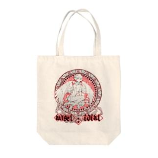 岩村月子の理想天使 Tote bags