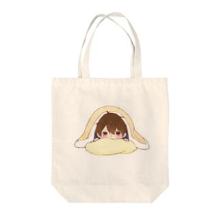 おねむ Tote bags