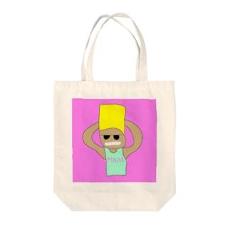 MAA Tote bags