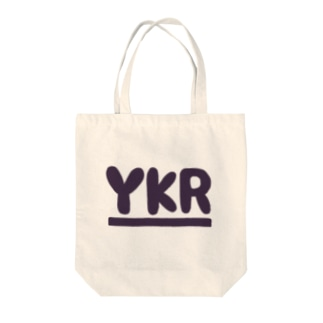 YKR Tote bags