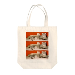 mycats Tote bags