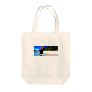 Tropical Summer Tote bags