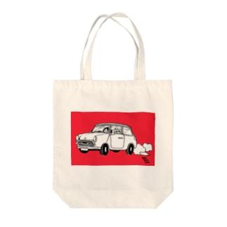 リタモリタミニ Tote bags