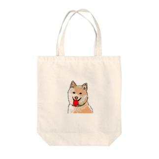 いぬちゃんトート Tote bags