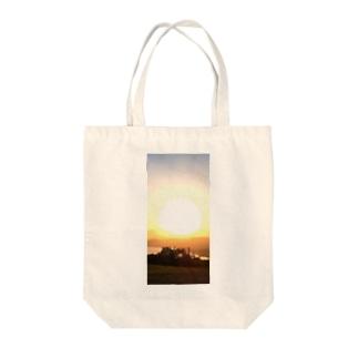 サンシェード Tote bags