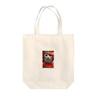 AKUBI レインコート Tote bags