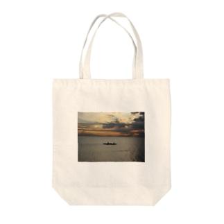 マニラ湾 Tote Bag