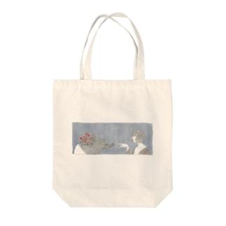バクの夢バッグ Tote Bag