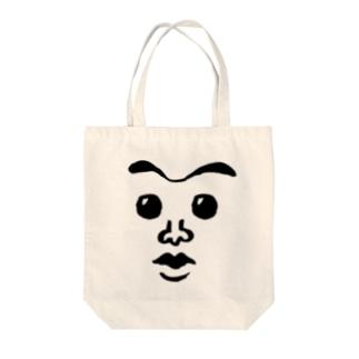 おはじゅき Tote bags