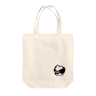 風呂敷ねこ(`ω´) Tote bags