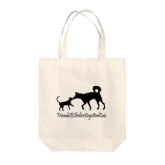 保健所犬猫応援団 Tote bags