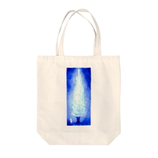 dragon tree Tote bags
