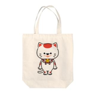 あつ丸 Tote bags