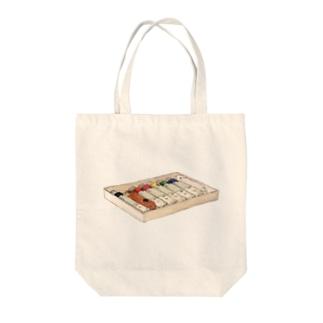うさぎ色絵の具 Tote bags