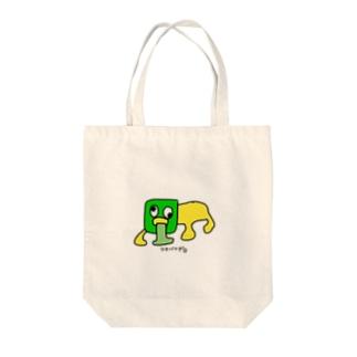 つけばなゲロ Tote bags