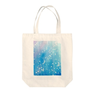 LUCENT LIFE 水 / Water Tote bags