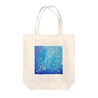 水 / Water Tote bags