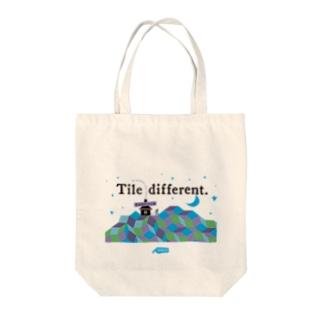 安田タイル工業設立80周年記念 05 Tote bags