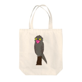 タチヨタカ君 Tote bags