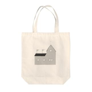 やまの上の教会 Tote bags