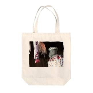 幸運の地蔵菩薩 Tote bags