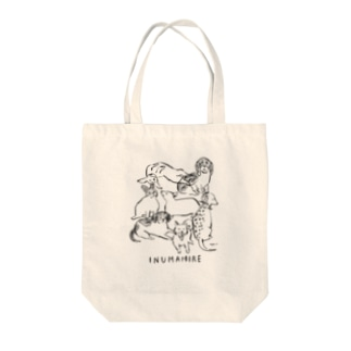 INUMAMIRE BK Tote bags