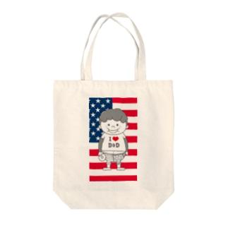 I LOVE D&D Tote bags