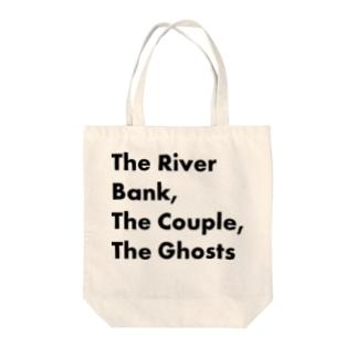 映画『土手と夫婦と幽霊』 Tote bags