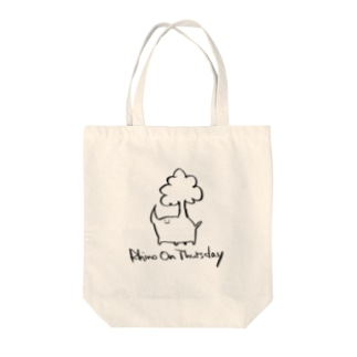 officialリノism Tote bags