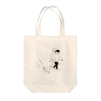 SAMPO Tote bags