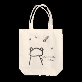 Suntauyoのウーパールーパーと仲間達 星座になりたい Tote bags