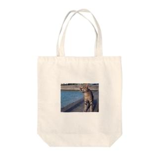 アニマルバック Tote bags