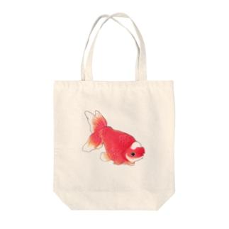 金魚 花房 Tote Bag