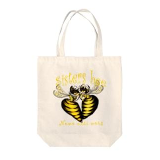 sisters bee 解 Tote bags