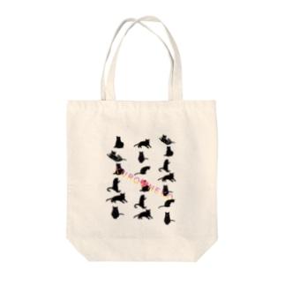 KURO♡NEKO Tote Bag