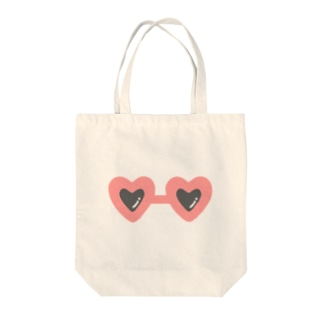 red×sunglasses Tote bags
